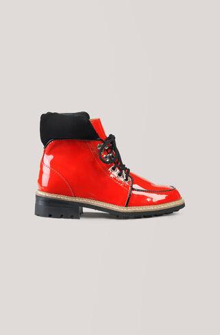 Freda Boots, Big Apple Red, hi-res