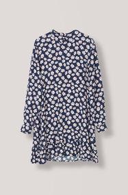 Montrose Crepe Dress, Total Eclipse, hi-res