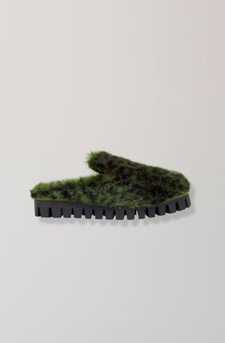 Gregor Shoes, Dark Green, hi-res