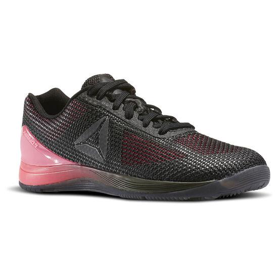 Reebok - Reebok CrossFit Nano 7 Black/Solar Pink/Lead/White BD5119