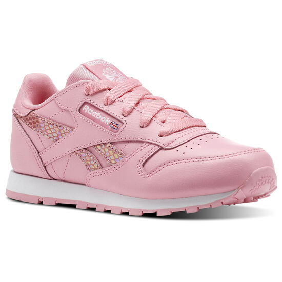 Reebok - Classic Leather Spring Pink/White CN0319