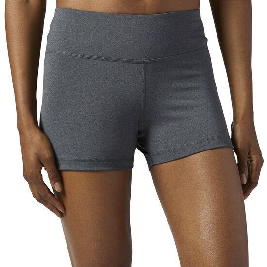 Reebok - Workout Ready Hot Shorts Dark Grey Heather BS3708