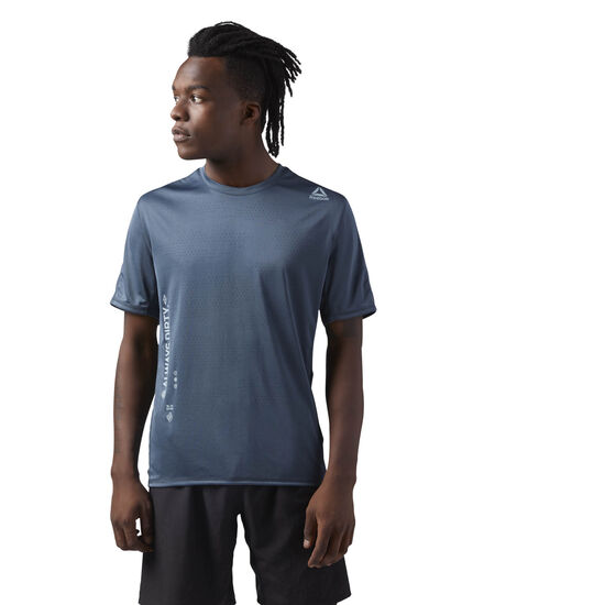 Reebok - Obstacle Course T-Shirt Paynes Grey CF8899