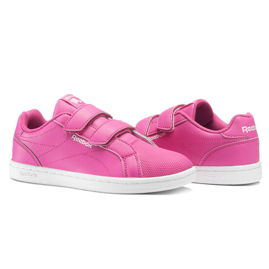 Reebok - Reebok Royal Complete Clean Charged Pink/White BS7938