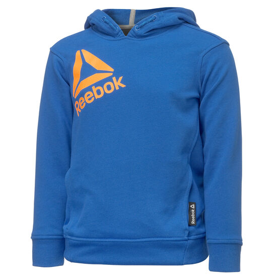 Reebok - Boys Essentials Over the Head Hoodie Awesome Blue BK4239