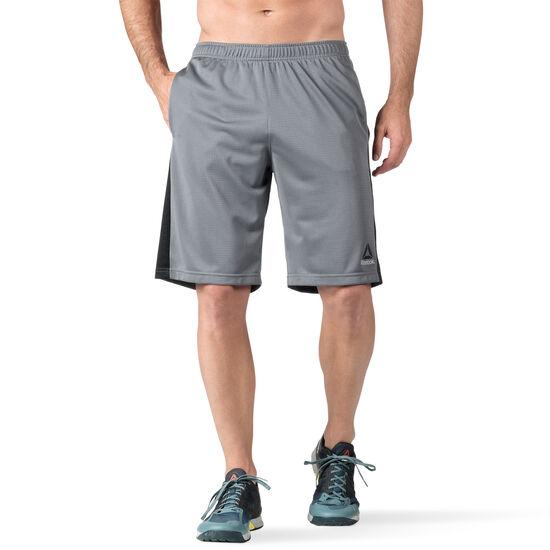 Reebok - Workout Ready Mesh Shorts Alloy BK2969