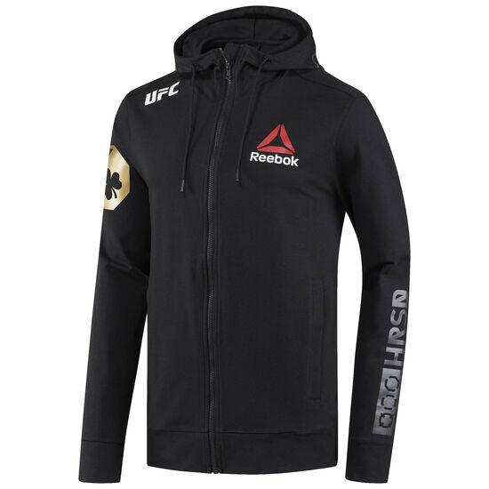 Reebok - UFC Fight Night McGregor Walkout Hoodie Black/Ufcgol CF0321