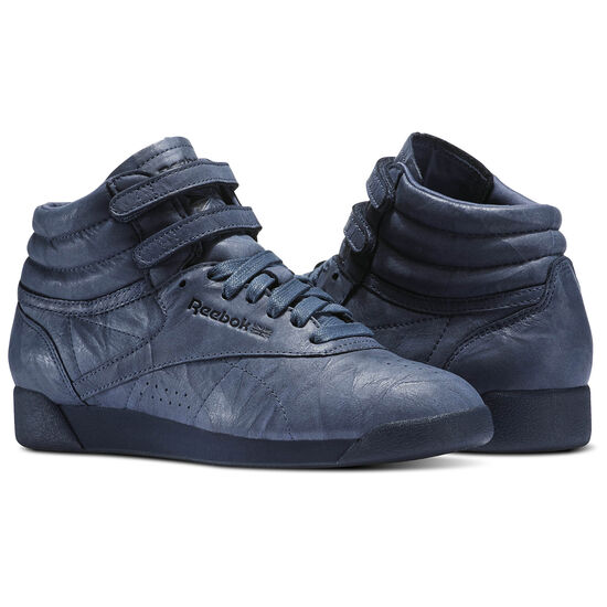 Reebok - Freestyle Hi FBT Smoky Indigo BS6281