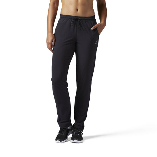 Reebok - Workout Ready Woven Pants Black BQ3383