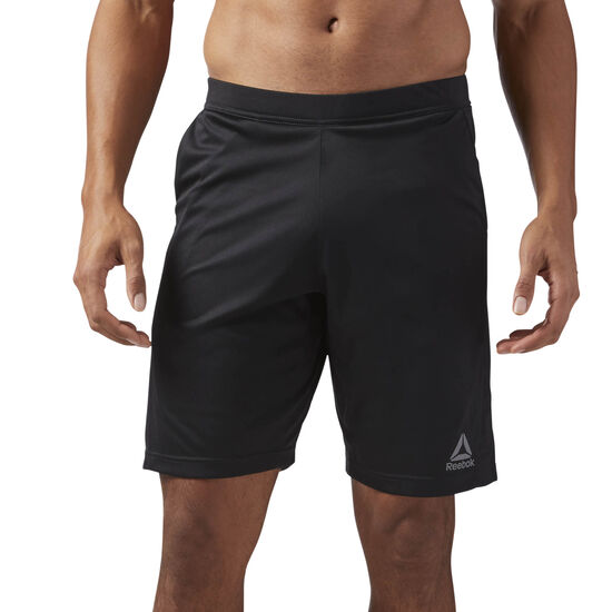 Reebok - Speedwick Knitted Shorts Black CF2963