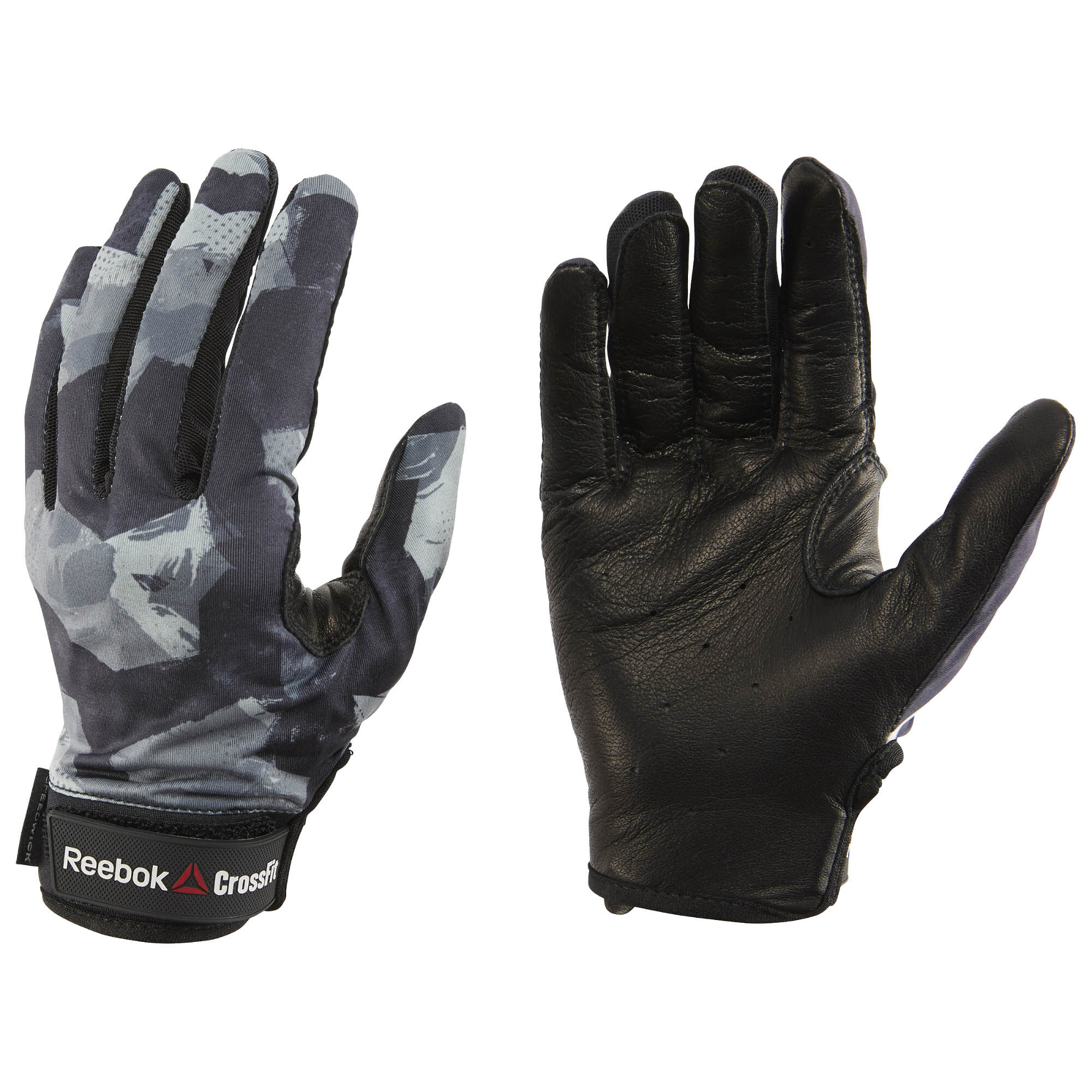 Crossfit Competition Gloves: Reebok CrossFit Mens Competition Glove - Black