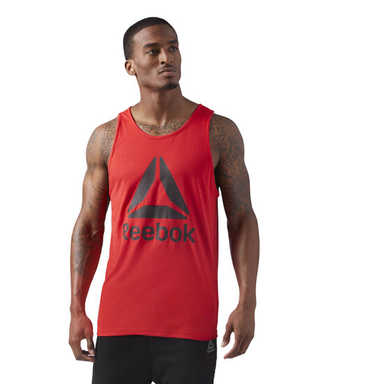 Reebok - Workout Ready Supremium 2.0 Tank Primal Red CE3836