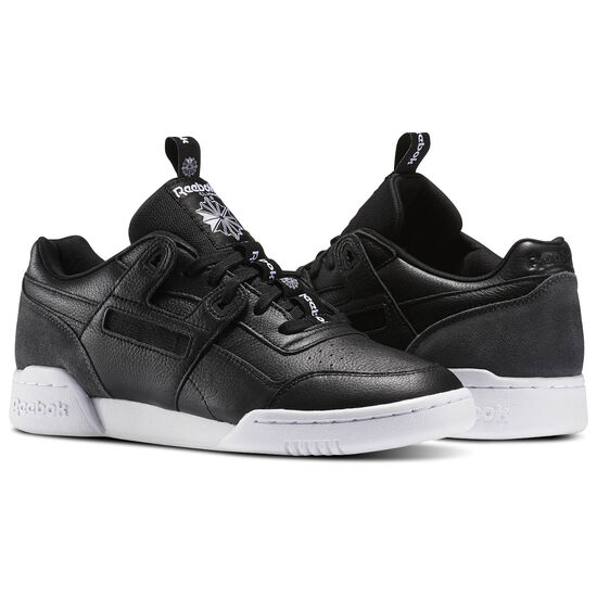 Reebok - Workout Plus IT Black/Coal/White BS6213