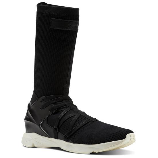 Reebok - Reebok Sock Runner Caged Premium/Black/Classic White/Stark Grey CN2486