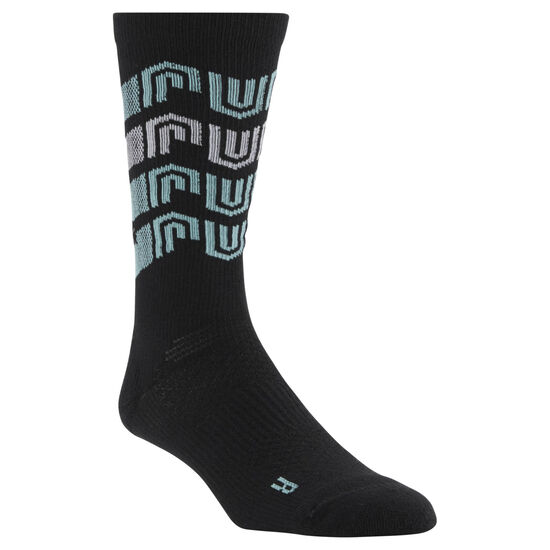 Reebok - OS Run Crew Sock Black CE4155