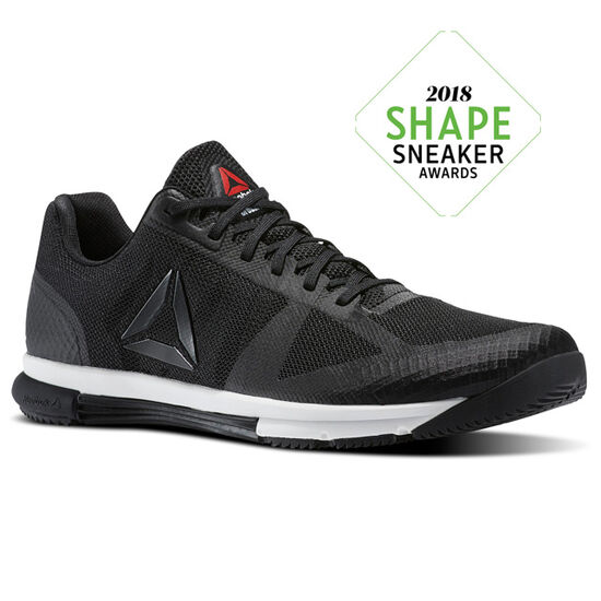 Reebok - Reebok CrossFit Speed TR 2.0 Black/White/Primal Red BS8098