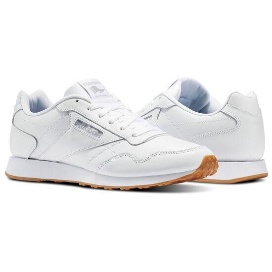 Reebok - Royal Glide LX White/Steel/Gum BS7992