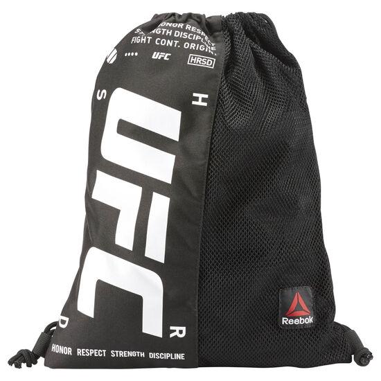 Reebok - UFC Drawstring Gymsack Black CE4132