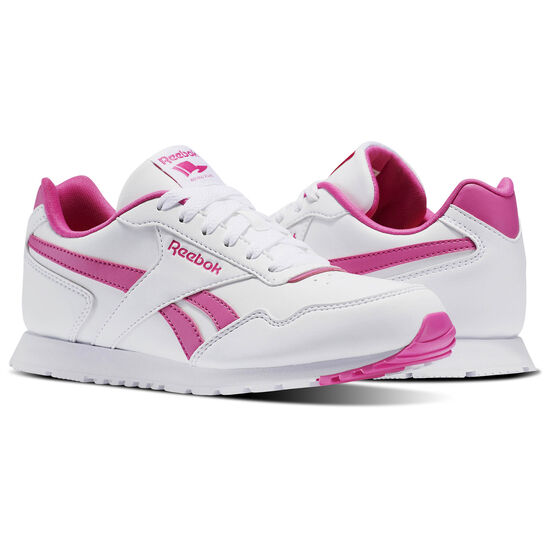 Reebok - Reebok Royal Guide SYN White/Charged Pink BS7237
