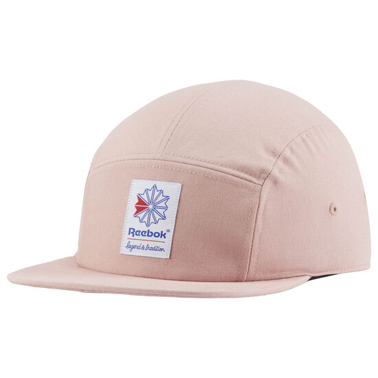 Reebok - Classics Foundation 5 Panel Cap Chalk Pink CV5721