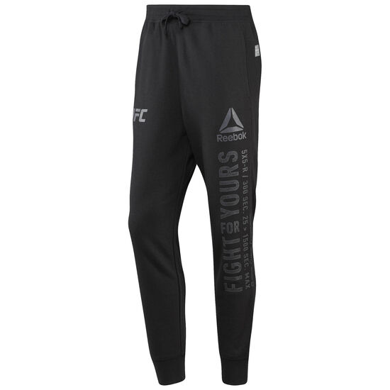 Reebok - UFC Ultimate Fan Jogger Black BS2925