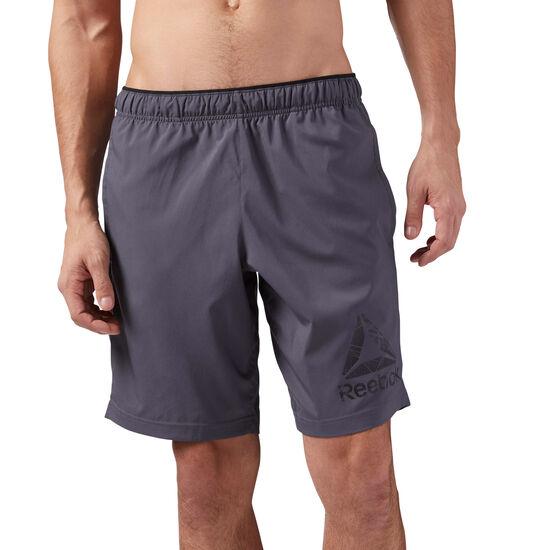 Reebok - Workout Shorts Ash Grey CE3865