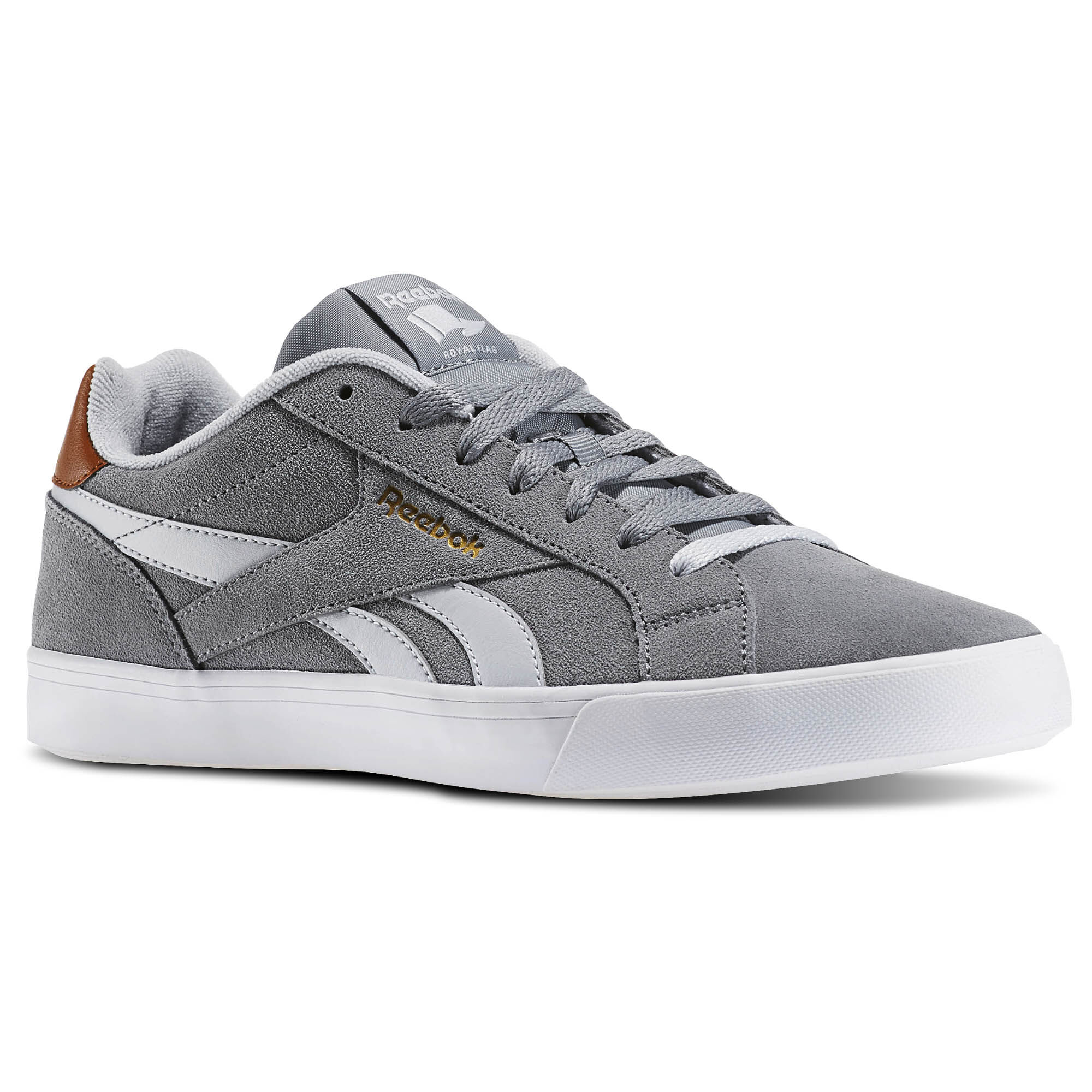 Reebok - Reebok Royal Complete 2LS Asteroid Dust/Cloud Grey/Brown  Malt/White. Read all 15 reviews. Men Classics