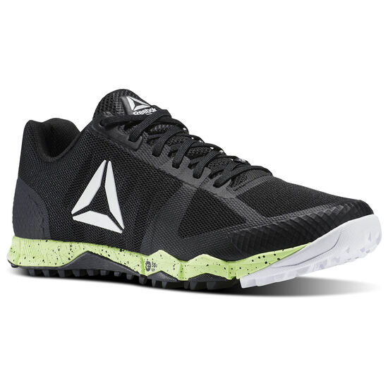 Reebok - Reebok CrossFit Speed Field 2.0 Black/Electric Flash/White/Silver BS8110