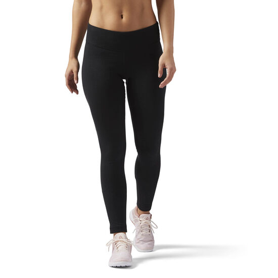 Reebok - Elements Leggings Black CF8593