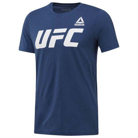 Reebok - UFC Graphic T-Shirt Washed Blue CG0632