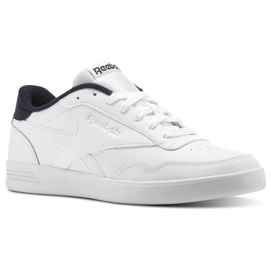 Reebok - Reebok Royal Techque T White/White/Collegiate Navy CM9763