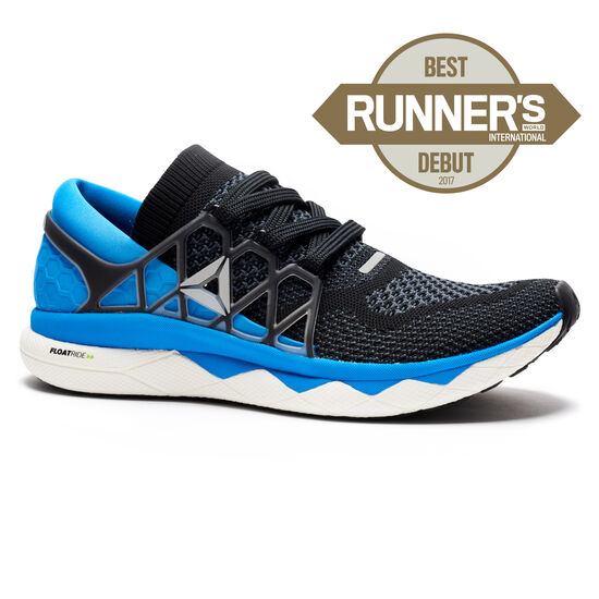 Reebok - Reebok Floatride Run Ultraknit Black/Blue/White BS7209