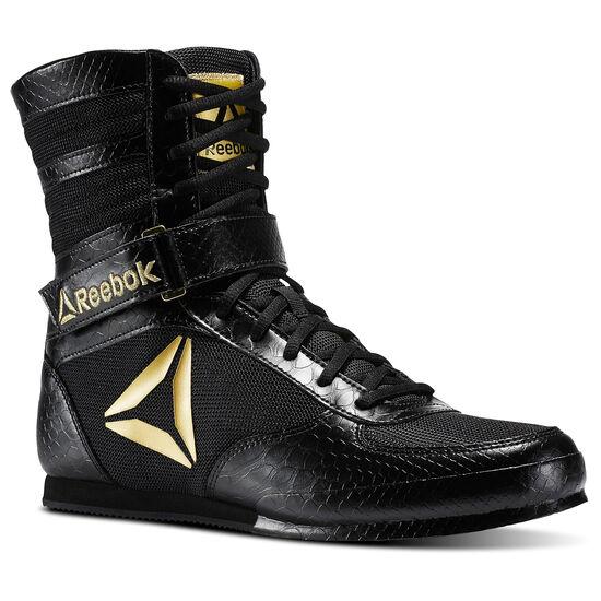Reebok - Reebok Boxing Boot - Buck Black/Gold CN5079