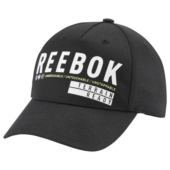 Reebok - Baseball Cap Black CE4124