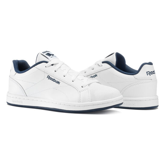 Reebok - Reebok Royal Complete CLN White/Collegiate Navy BS7929