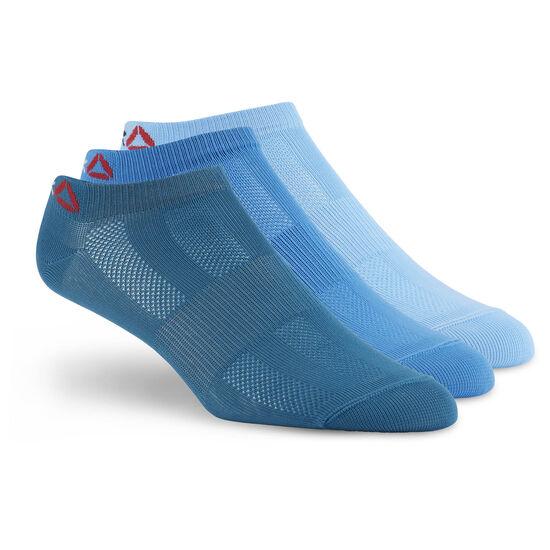 Reebok - Reebok ONE Series Socks - 3pack Sky Blue / Echo Blue / Emerald Tide BP6245