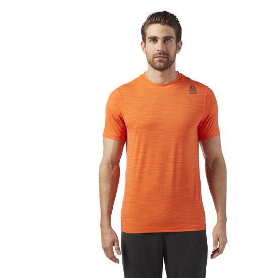 Reebok - Reebok Crossfit Activchill VENT T-Shirt Bright Lava CD7640