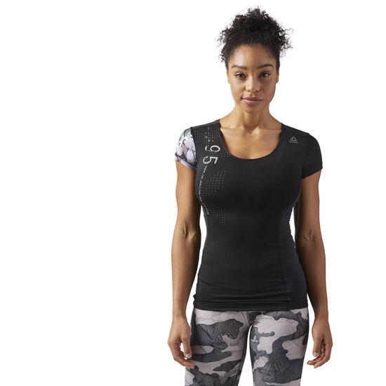 Reebok - ACTIVCHILL T-Shirt Black CF5957