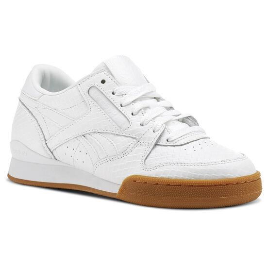 Reebok - Phase I PRO EMB White/Gum CN0865
