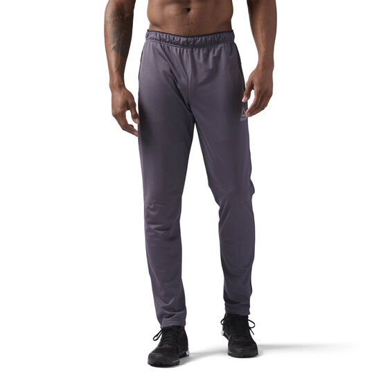Reebok - Workout Ready Trackster Pant Ash Grey/Ash Grey CD5527