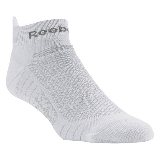 Reebok - Reebok ONE Series Running Unisex Ankle Sock White/Alloy CD7236