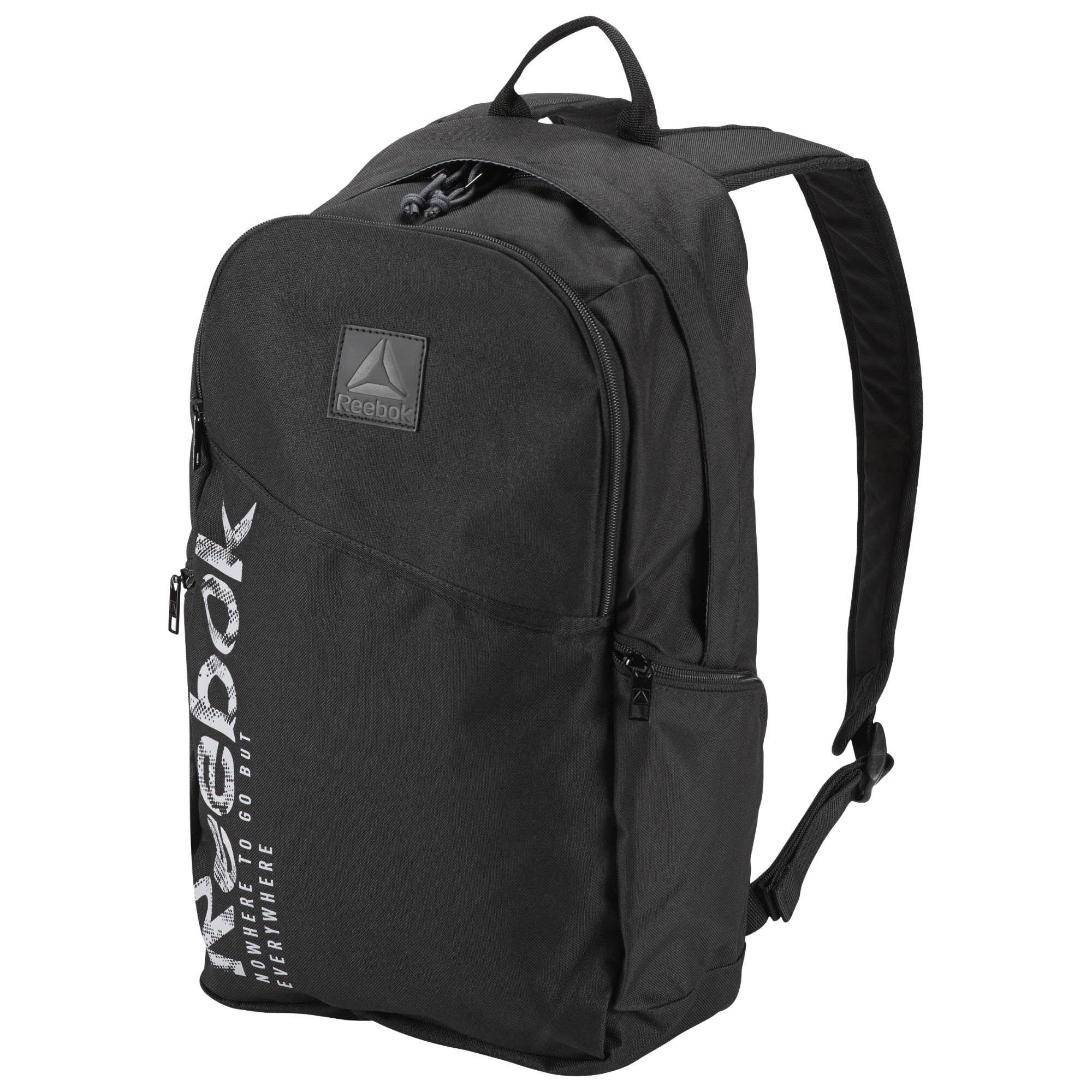 Reebok - Reebok Choice Mini Backpack, Black - Walmart.com ...  |Reebok Backpack