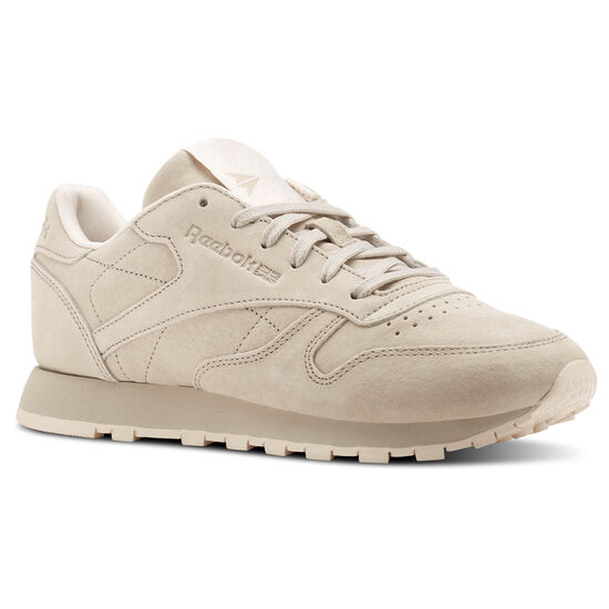 Reebok - Classic Leather Tonal NBK Sand Stone/Pale Pink BS9883