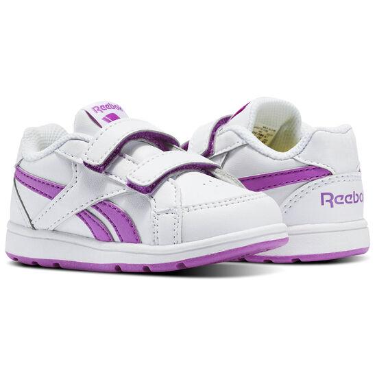 Reebok - Reebok Royal Prime ALT White/Vicious Violet BS7925