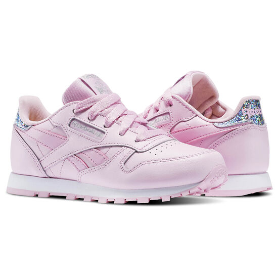 Reebok - Classic Leather Pastel - Nursery School Charming Pink/White BS8973