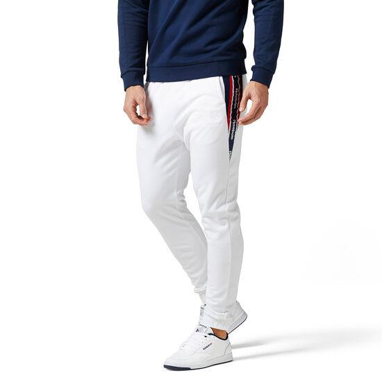 Reebok - Reebok Classics Franchise Track Pants White BQ5417
