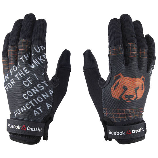 Reebok - Reebok CrossFit Training Gloves Black CD7265