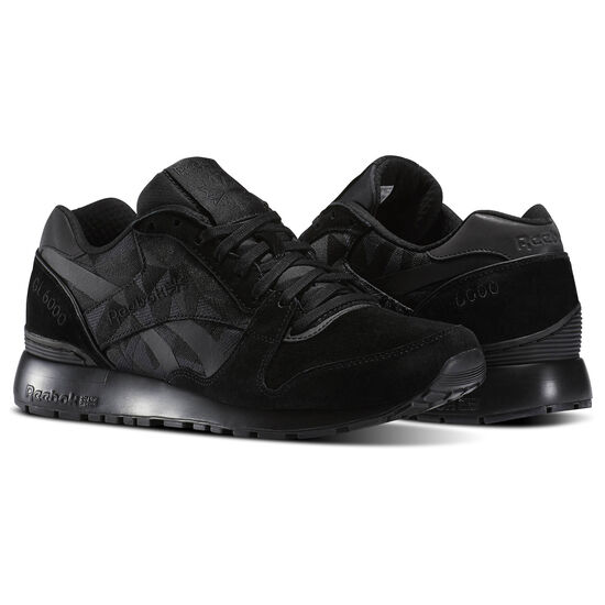 Reebok - GL 6000 BI Black/Coal/White BS6360