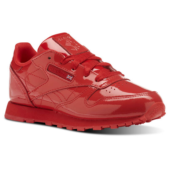 Reebok - Classic Leather Patent Red CN2070