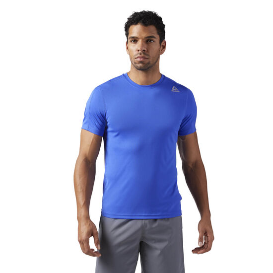 Reebok - Training T-Shirt Acid Blue CE0115